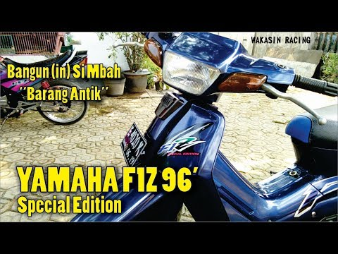 Bangun [in] Si Mbah | F1Z Special Edition Repainting