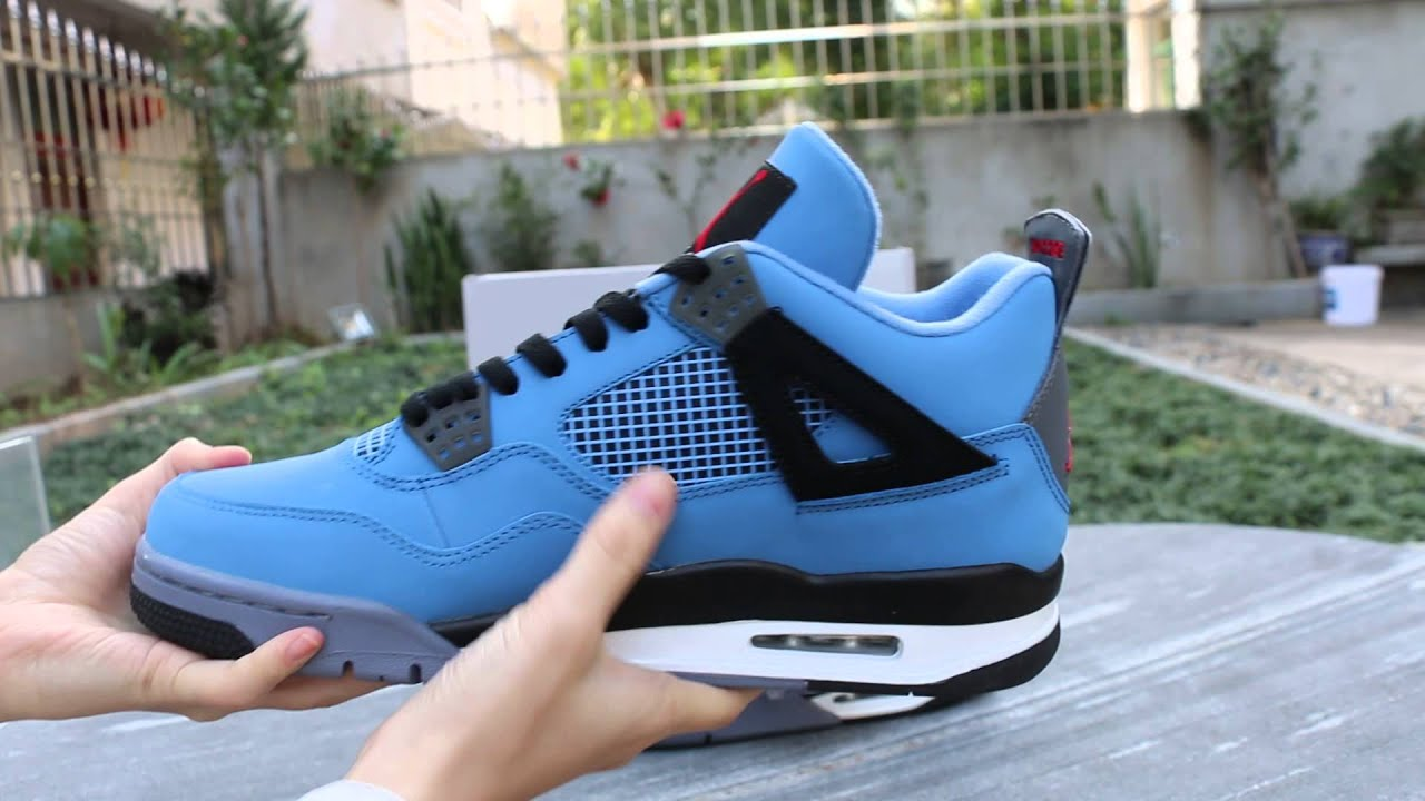 c33e715206f70d Jordan 4 Eminem Encore HD Review From Trade666a.cn - YouTube