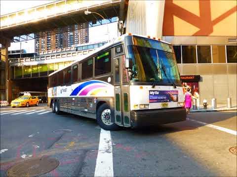 [Audio Recording] New Jersey Transit Motor Coach Industries D4000 7570