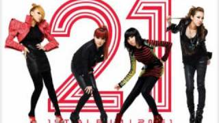 2NE1 - To Anyone ALBUM DOWNLOAD