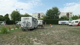 Pernocta camping Haller Budapest