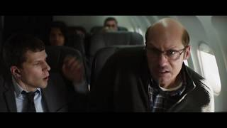 The Hummingbird Project (2019) Trailer Jesse Eisenberg, Alexander Skarsgård, Salma Hayek