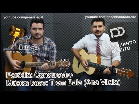 Marlon Ricardo e Rodrigo Alvares– Parodia Trem Bala