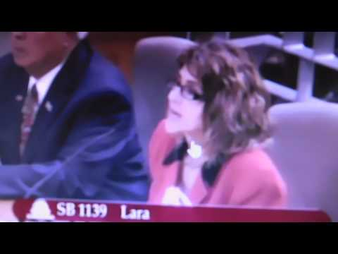 10 Citizen Lobbyists Testify Against Pro Illegal Bill Sacramento