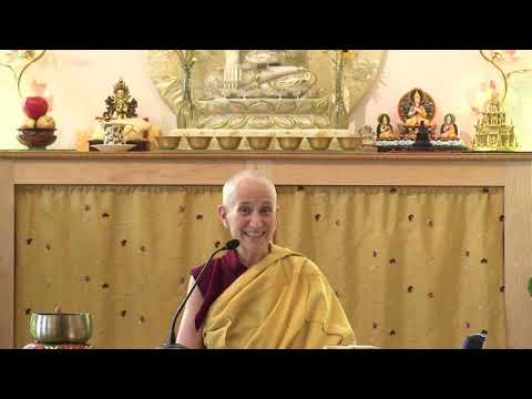 04 Concentration Retreat: Structuring the Meditation Session 09-06-20