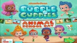 игра Гуппи и пузырики игра изучаем животных # 3 лучшие игры HD