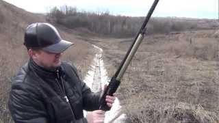 ATA NEO 12 Стреляем с незатянутым стволом