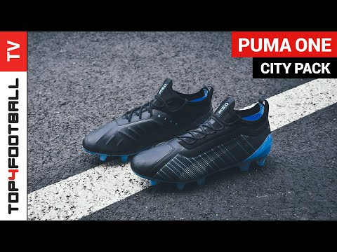 Puma ONE 5.1 Unboxing - City Pack - YouTube