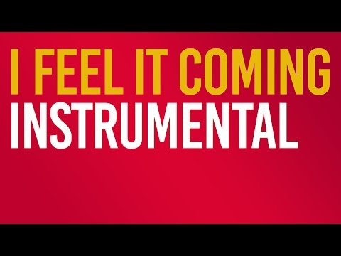 The Weeknd - I Feel It Coming ft. Daft Punk (Instrumental)