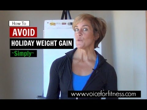 30 Methods to Steer clear of the Holiday Putting On Weight