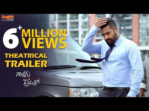 Nannaku Prematho Theatrical Trailer | Jr....