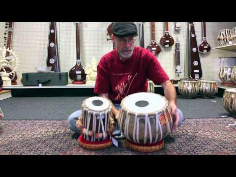 Somnath Tabla Set for Sale by Musician