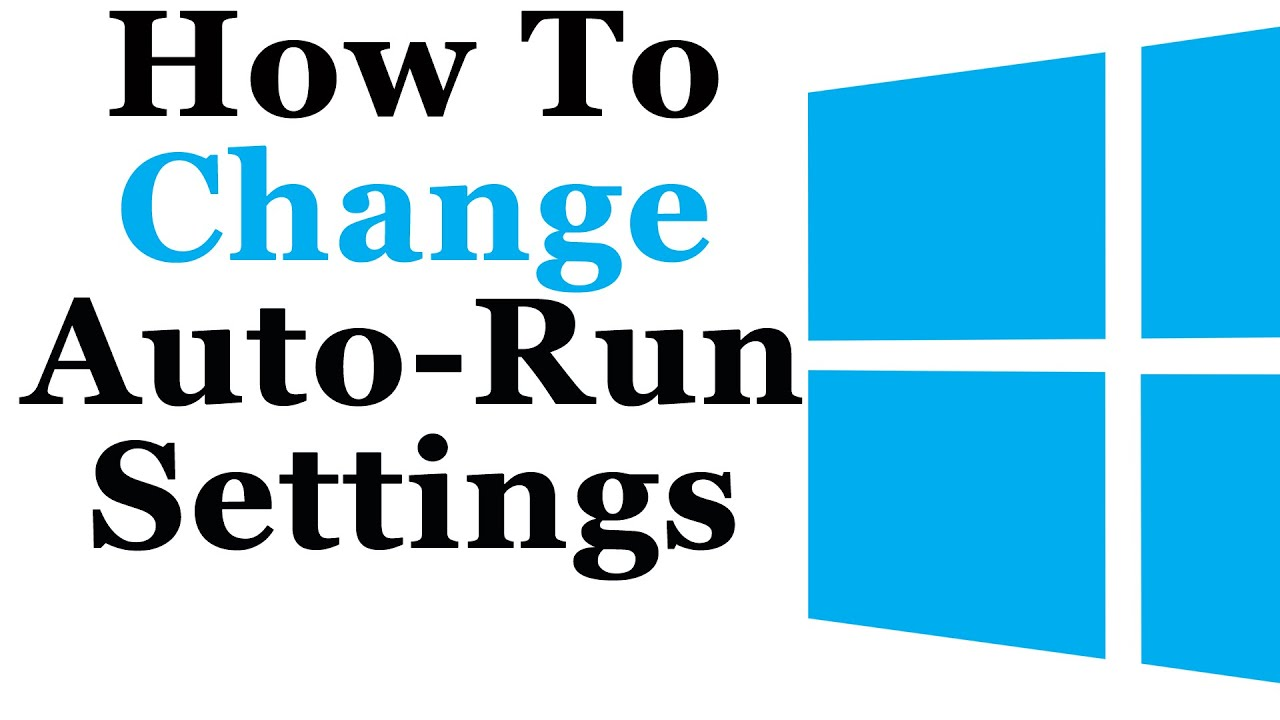 Windows 8 tutorial how to change the auto play auto run settings windows 8 tutorial how to change the auto play auto run settings baditri Images