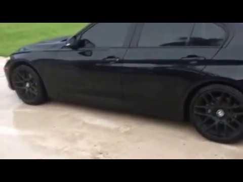 2014 BMW 328i Sport Black on Black - YouTube
