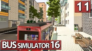 Bus Simulator 16 #11 hoch arbeiten Lets Play Bus Simulator 16 deutsch HD
