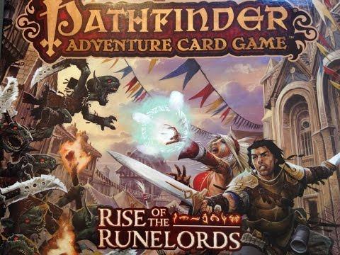 Следопыт Настольная Карточная Игра (Pathfinder Adventure Card Game) Часть 2. Прохождение