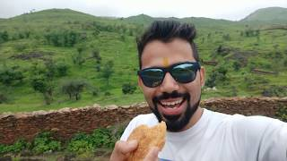 India travel -कचौरी Famous Indian street food