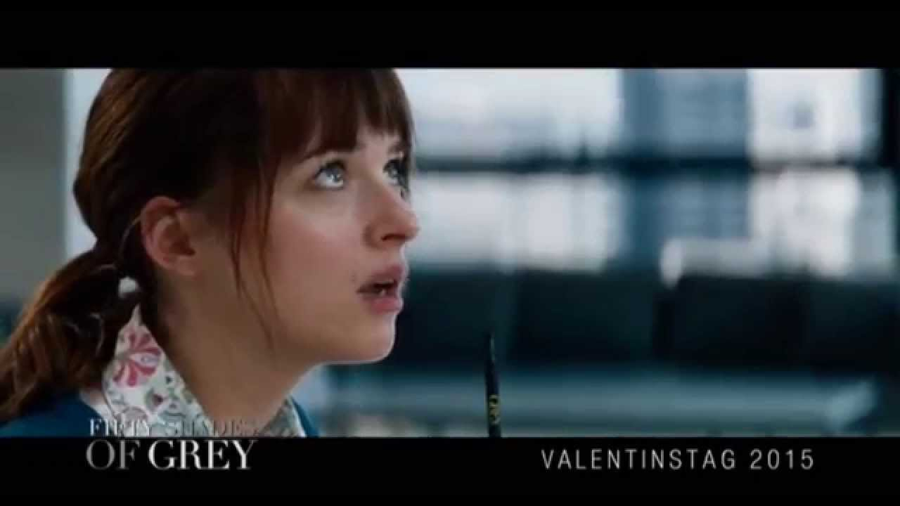 German TV Spot - Fifty Shades of Grey - YouTube