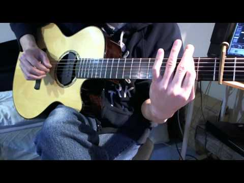 Lady Goes To Church-John Renbourn(cover)