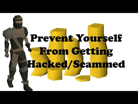 OSRS- Watch this! So you don't get hacked! - Runescape 2007