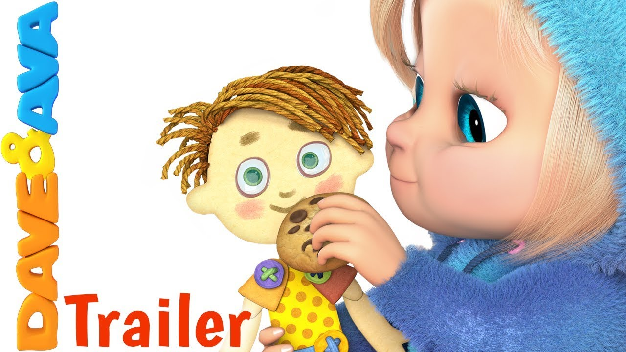 😘 Pin Pon – Trailer | Kids Songs & Nursery Rhymes from Dave and Ava 😘