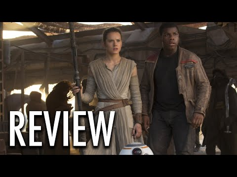 Star Wars: The Force Awakens (Spoiler-Free) Video Review - An exciting return to form