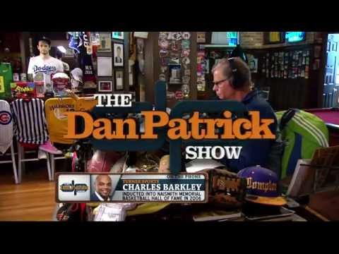 Charles Barkley on The Dan Patrick Show (Full Interview)
