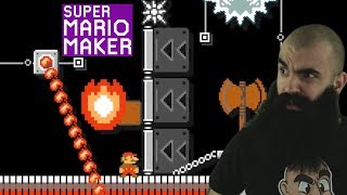 Dirty Troll Level | Super Expert No Skip Challenge | Mario Maker [#66]