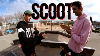 GAME OF SCOOT | MAXIME GIROUD VS HUGO VEIGA ( BREAK FORK )