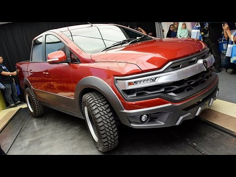 Proton Pickup Review Rendered Price Specs Release Date
