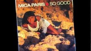 Mica Paris - My One Temptation (Paris In Summertime Remix)
