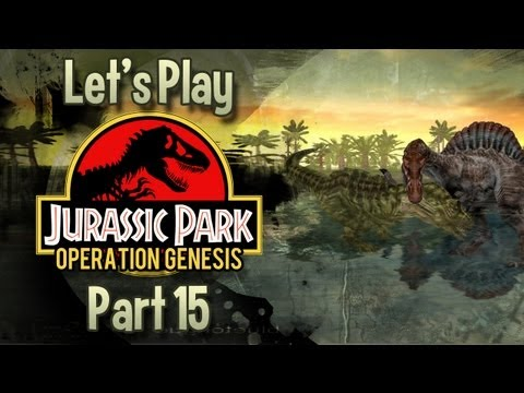 Jurassic Park : Operation Genesis - #15 - Site B. (The Final Episode) - 동영상