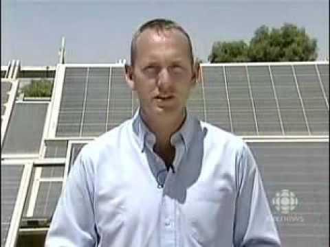 SOLAR ENERGY TECHNOLOGY BREAKTHROUGH