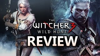 The Witcher 3 Review Spoiler FREE! A Walkthrough of The Witcher 3 Gameplay & Customization