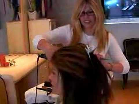 youtube hair styling videos nelly greenfield hair salon brentwood los angeles 6717 | hqdefault