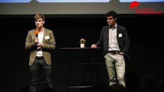 BEESOLAR, Swiss Startup Pitch III 2017, Swiss National Museum, Zürich