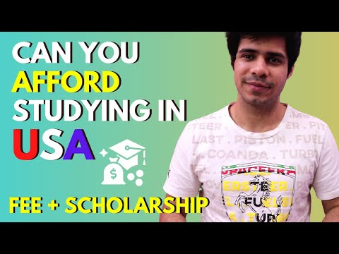 How to afford Bachelors, Masters, PhD in USA || Reduce Cost of Studying in USA