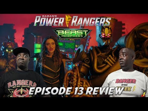 Power Rangers Beast Morphers Beast Morphers EP 13 REVIEW - Tuba Triumph! | Avatar Bmac?