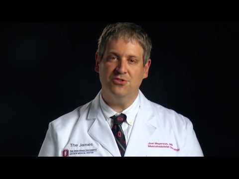 Meet Dr. Joel Mayerson  - OSU Orthopaedic Oncology