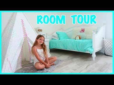 "EMILY'S ROOM TOUR ""UPDATE NEW HOUSE "" SISTER FOREVER"""