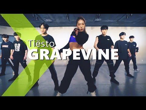 Tiësto - GRAPEVINE / JaneKim Choreography.