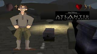Disney's Atlantis: The Lost Empire (PS1) 100% Walkthrough - Part 7 - Truck Escape