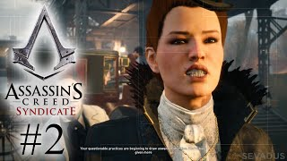 Assassin's Creed: Syndicate - Episode 2 - Training Evie