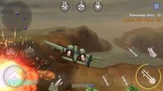 GUNSHIP BATTLE : Episode 14 Mission 01 -  Warthog