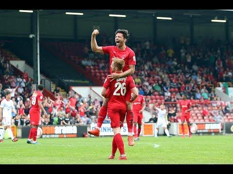 HIGHLIGHTS: Leyton Orient 1-0 Wrexham AFC