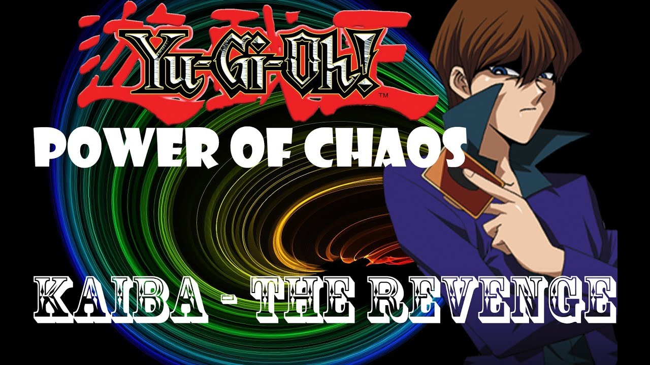 Yu-Gi-Oh Power of Chaos Kaiba the Revenge Download (2004 Strategy Game)
