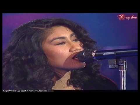 Ella - Sepi Sekuntum Mawar Merah (Live In Juara Lagu 91) HD