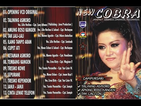 Lilin Herlina - Talining Asmoro - New Cobra [ Official ]