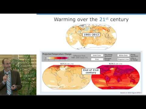 Chris Field | Climate change: Impacts, adaptations and vulnerability