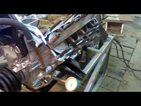 Кап.ремонт двигателя ГАЗ-53.(4)